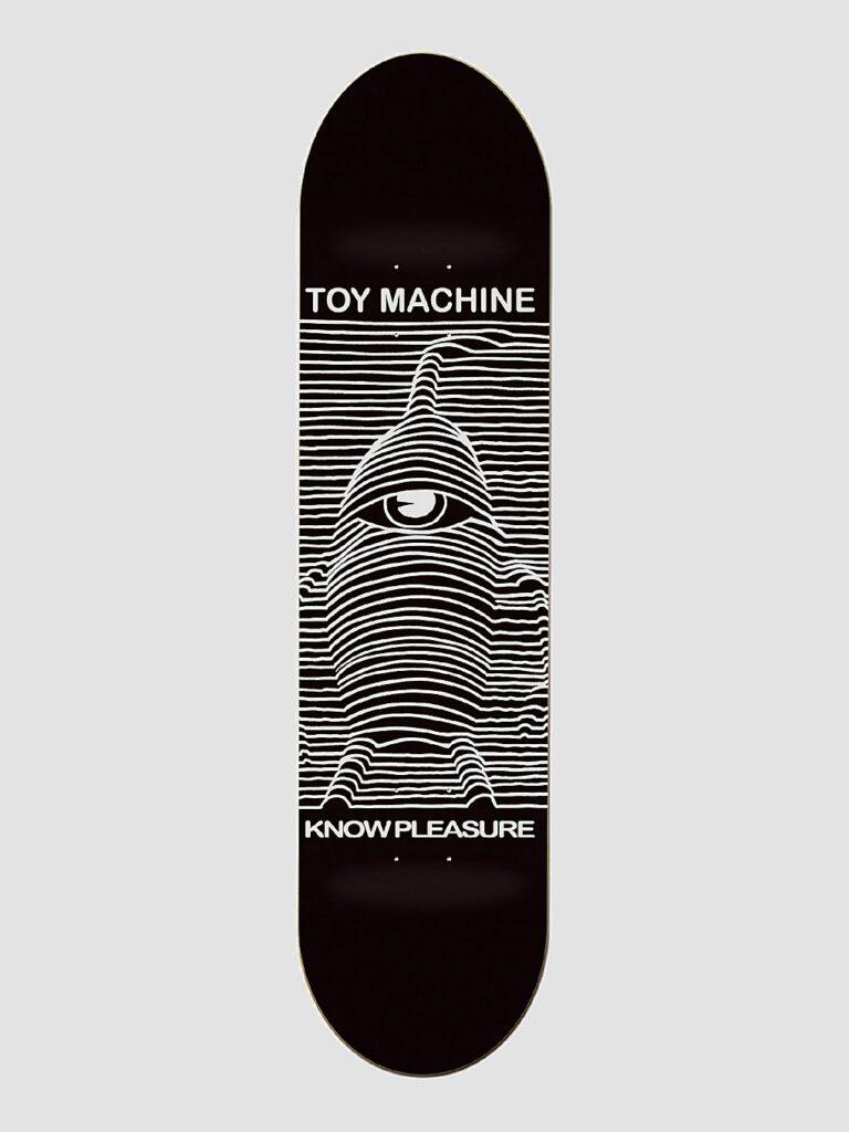 """Toy Machine Toy Division 8.5"""" Skateboard Deck black kaufen"""