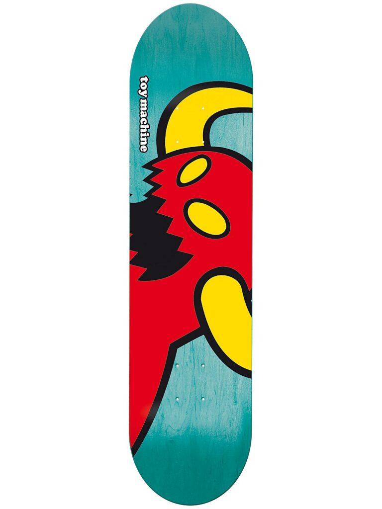 """Toy Machine Vice Monster 7.75"""" Skateboard Deck natural kaufen"""