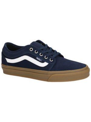 Vans Chukka Low Sidestripe Skate Shoes navy / gum kaufen