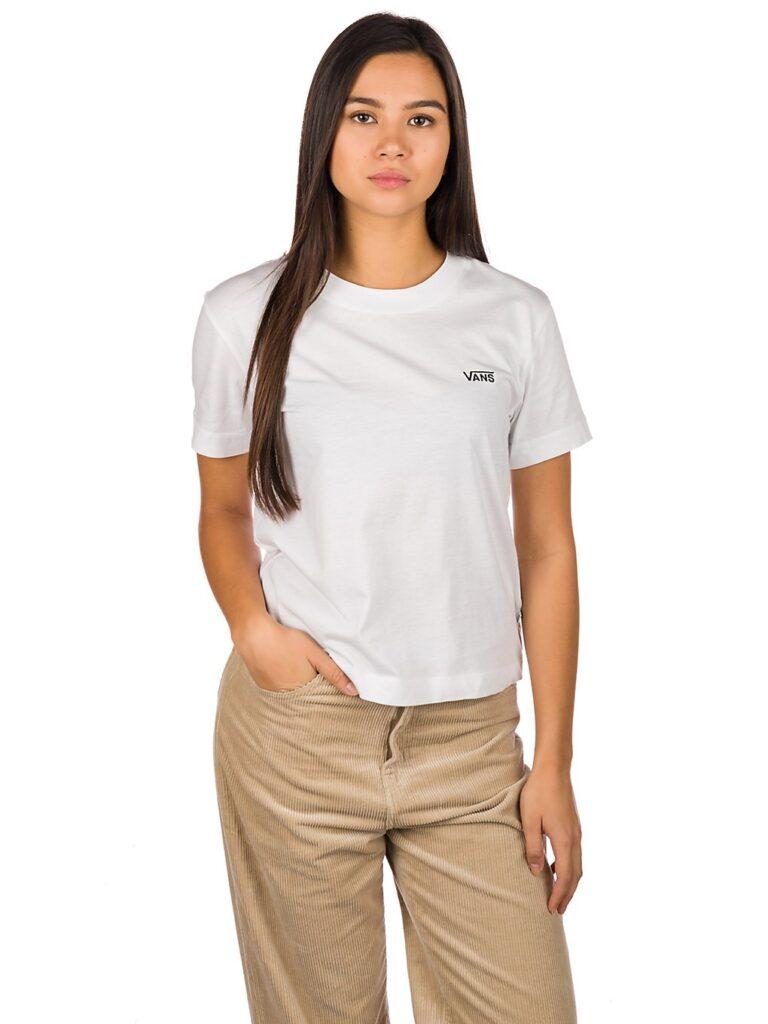 Vans Junior V Boxy T-Shirt white kaufen