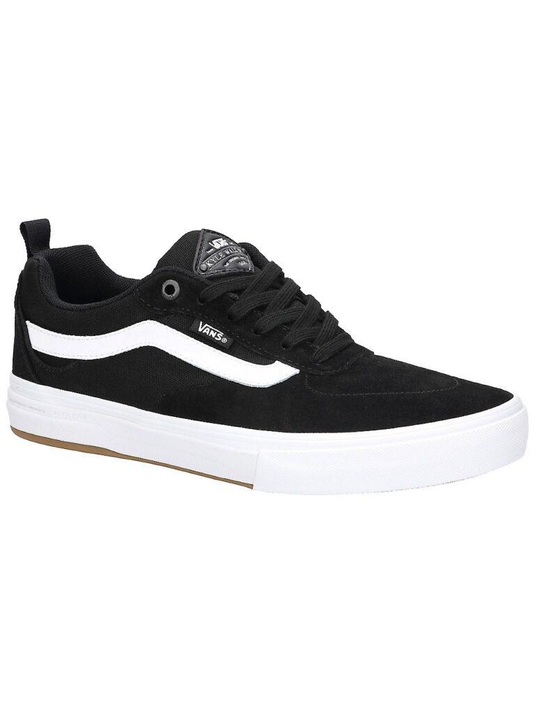 Vans Kyle Walker Pro Skate Shoes black / white kaufen
