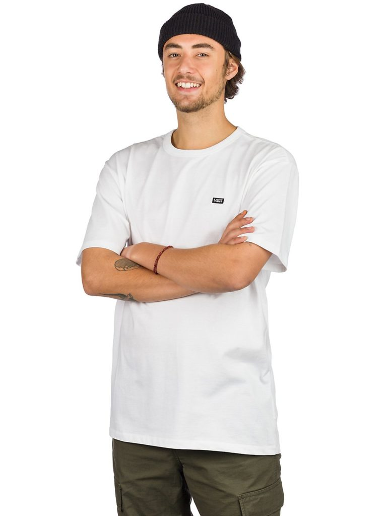Vans Off The Wall Classic T-Shirt white kaufen