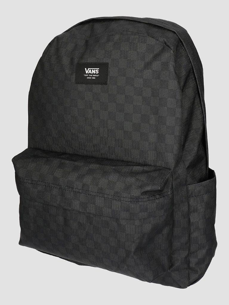 Vans Old Skool Check Backpack black / charcoal kaufen