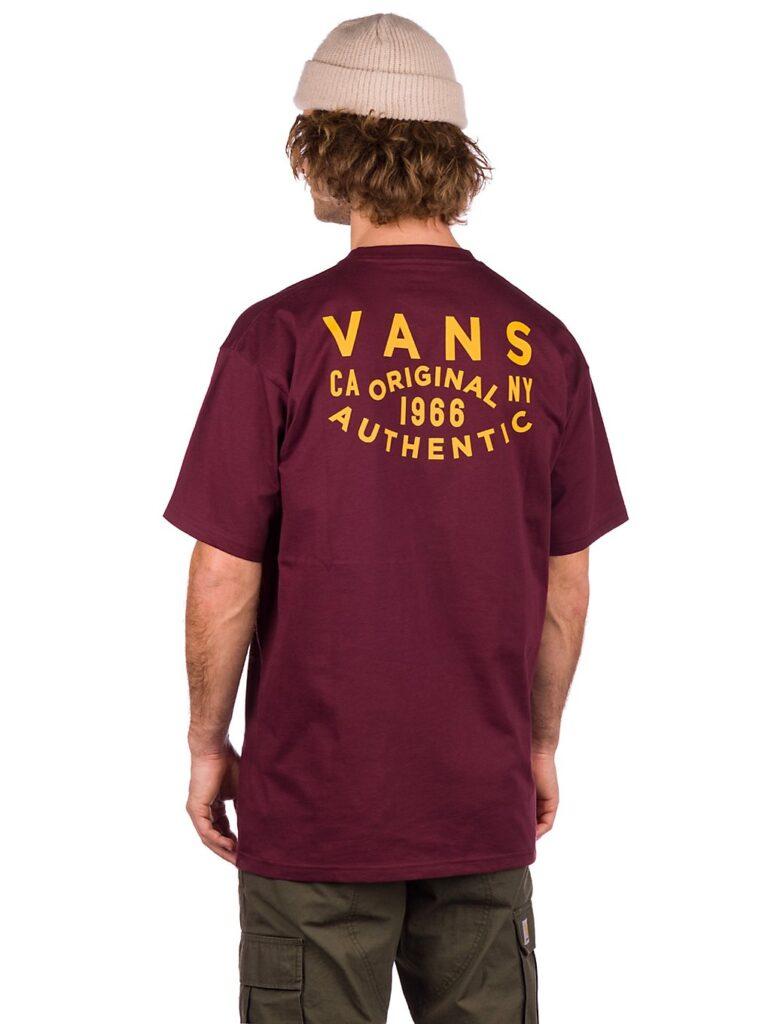 Vans Patch T-Shirt port royale kaufen