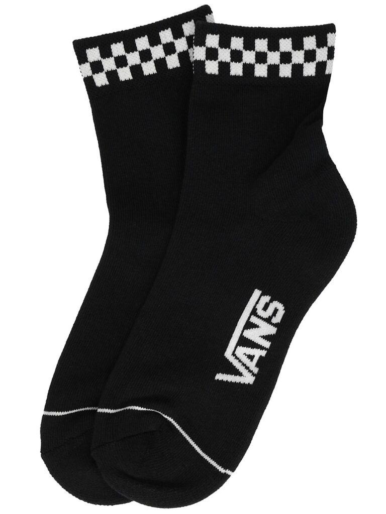 Vans Peek-A-Check Crew (6.5-10) Socks black kaufen