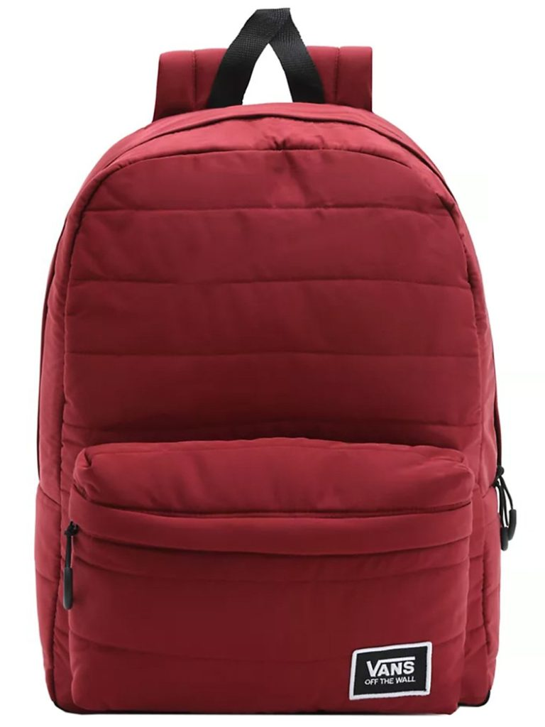 Vans Puffed Up Backpack pomegranate kaufen