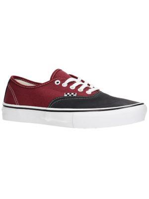 Vans Skate Authentic Skate Shoes asphalt / pomegranate kaufen