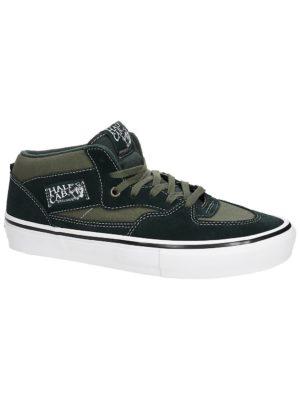 Vans Skate Half Cab Skate Shoes scarab / military kaufen