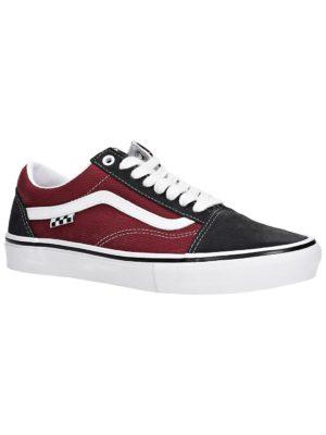 Vans Skate Old Skool Skate Shoes asphalt / pomegranate kaufen