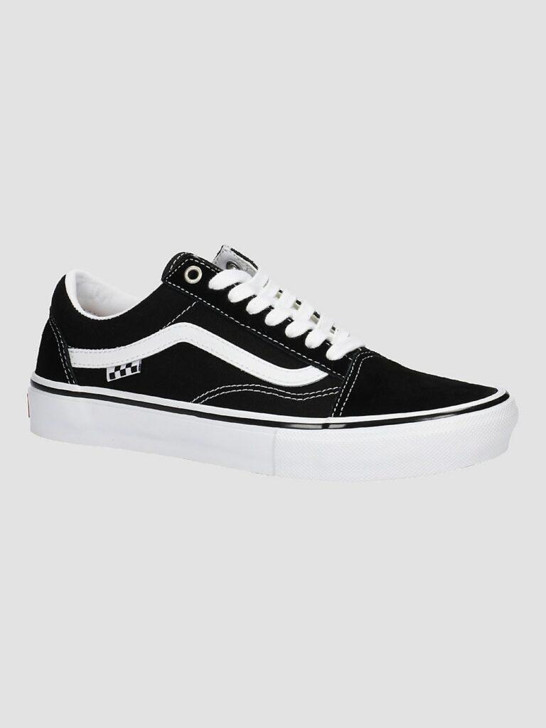 Vans Skate Old Skool Skate Shoes black / white kaufen