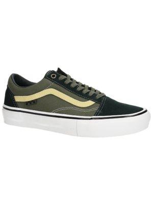 Vans Skate Old Skool Skate Shoes scarab / military kaufen
