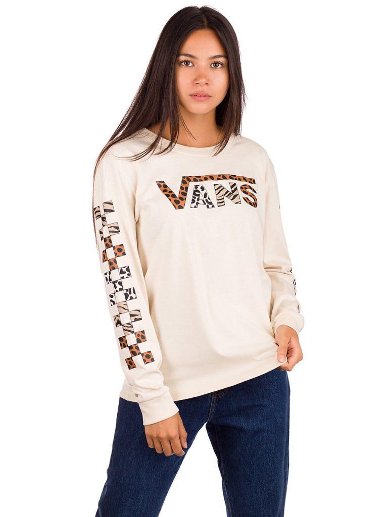 Vans Yodelz Long Sleeve T-Shirt sandshell kaufen