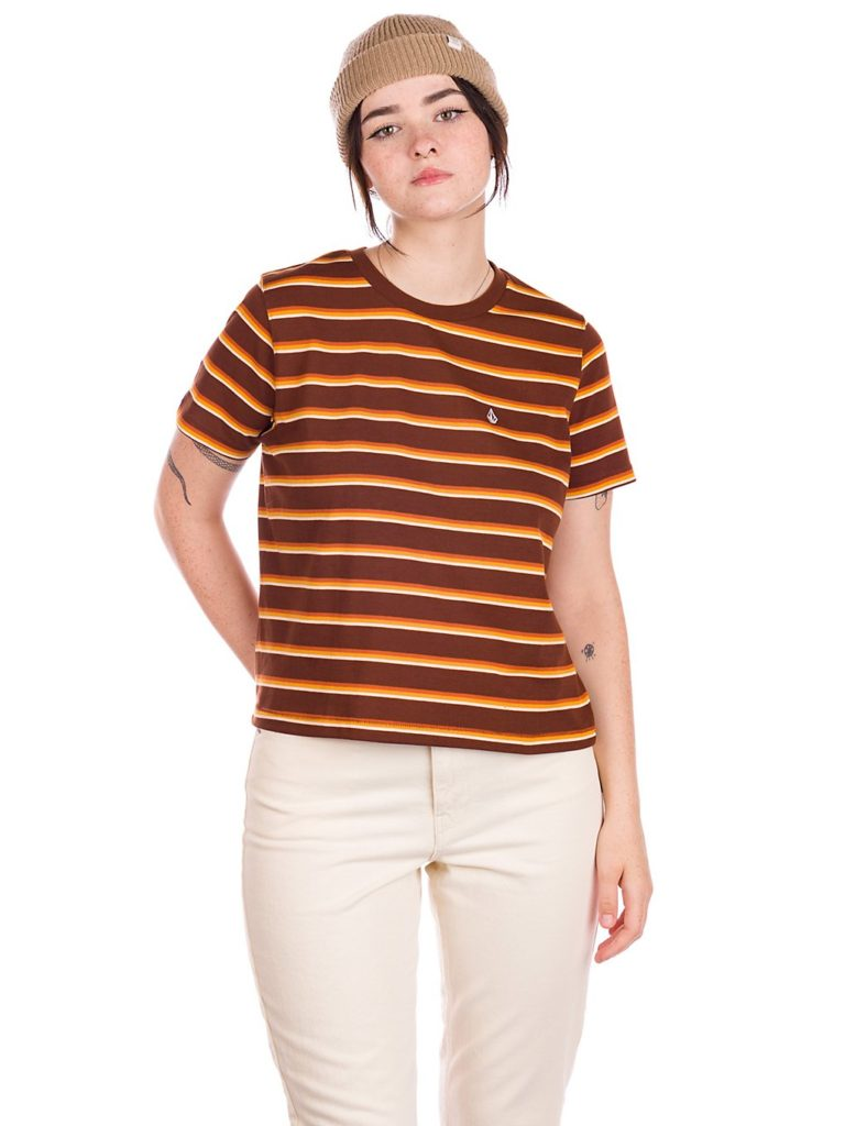 Volcom Choice Is Yours T-Shirt brown kaufen