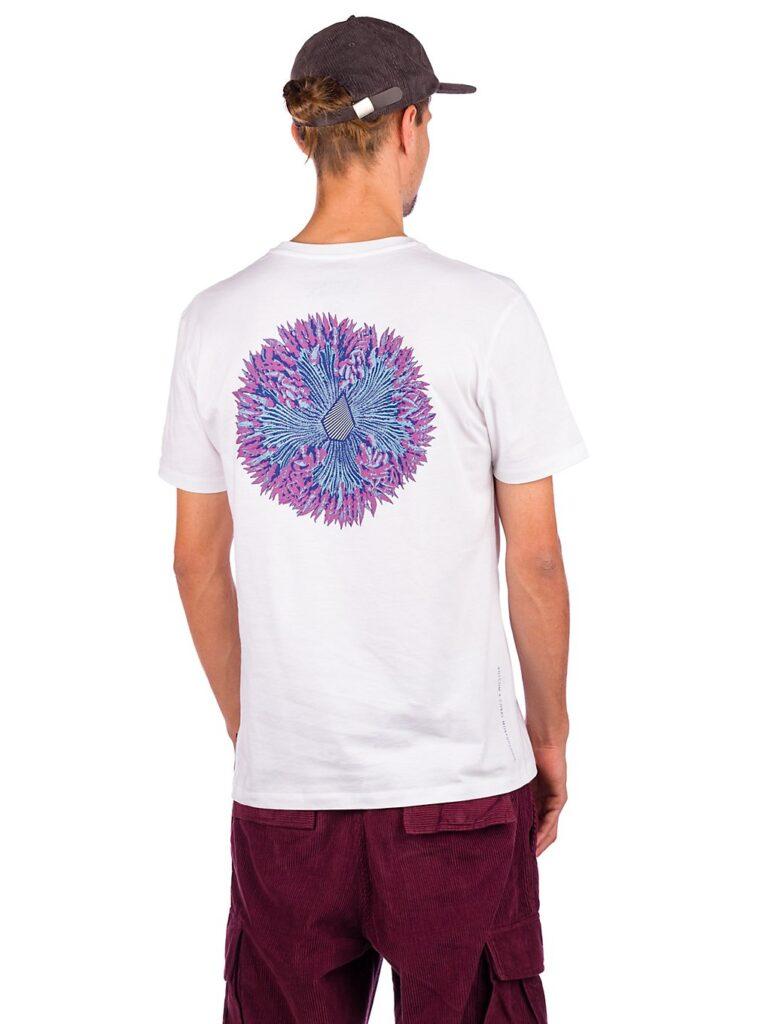 Volcom Coral Morph T-Shirt white kaufen
