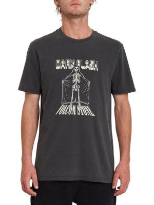 Volcom Dark Flash T-Shirt black kaufen