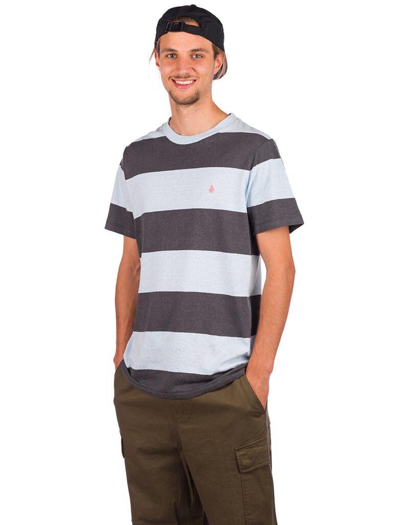 Volcom Handsworth Crew T-Shirt aether blue kaufen
