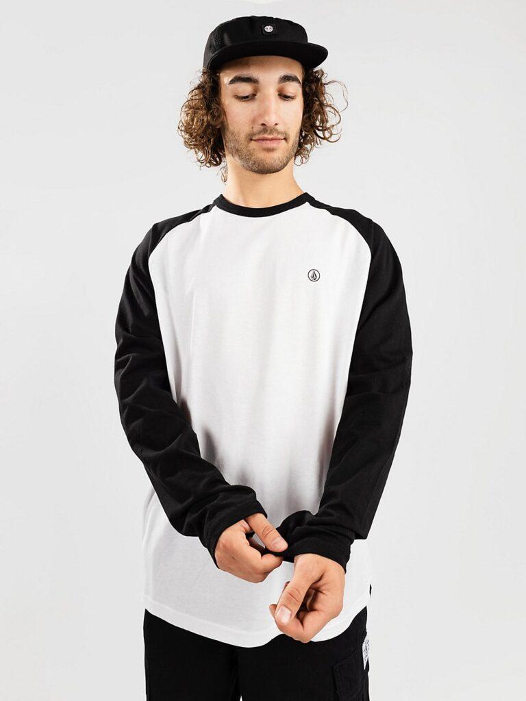 Volcom Pen Basic Long Sleeve T-Shirt black kaufen