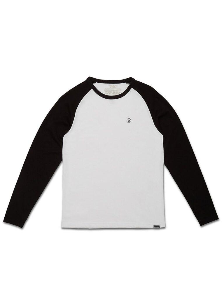 Volcom Pen Basic Longsleeve T-Shirt black kaufen