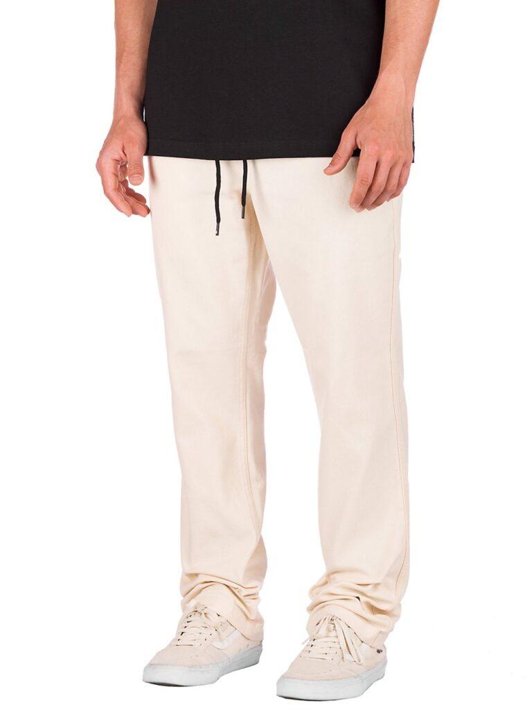 Volcom Rainer Elastic Waist Jogging Pants whitecap grey kaufen