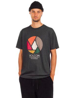 Volcom Splicer Heather T-Shirt heather black kaufen