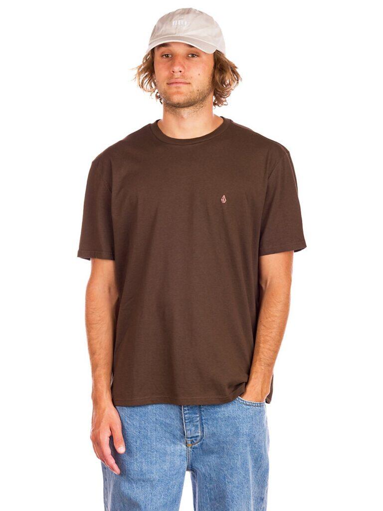 Volcom Stone Blanks Basic T-Shirt wren kaufen