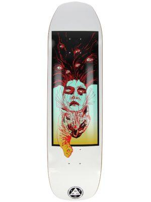 "Welcome Stoker On Vimana 8.25"" Skateboard Deck white dip kaufen"