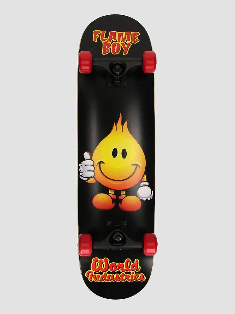"""World Industries Flame Boy 8"""" Complete black kaufen"""