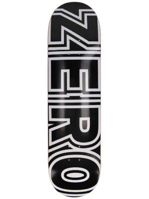 """Zero Bold Black 8.25"""" Skateboard Deck assorted kaufen"""