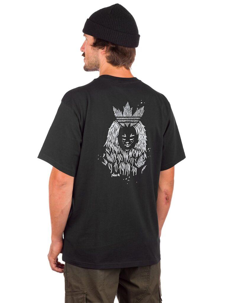adidas Skateboarding Nora G T-Shirt black / halsil kaufen