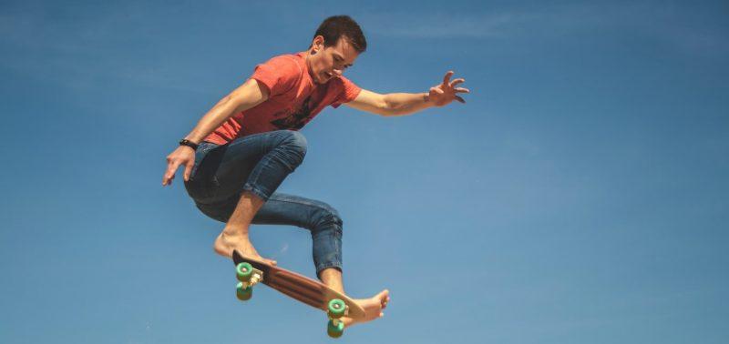 Herkunft und Erfinder des Skateboards